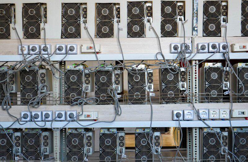۲۰ دستگاه بیت کویین غیرمجاز در کرمانشاه کشف شد