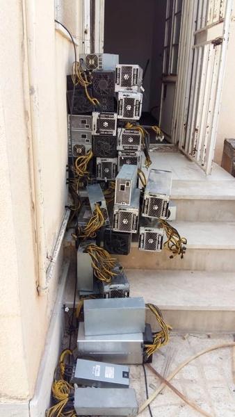 ۷۲ دستگاه ماینر غیر مجاز در استان بوشهر کشف شد