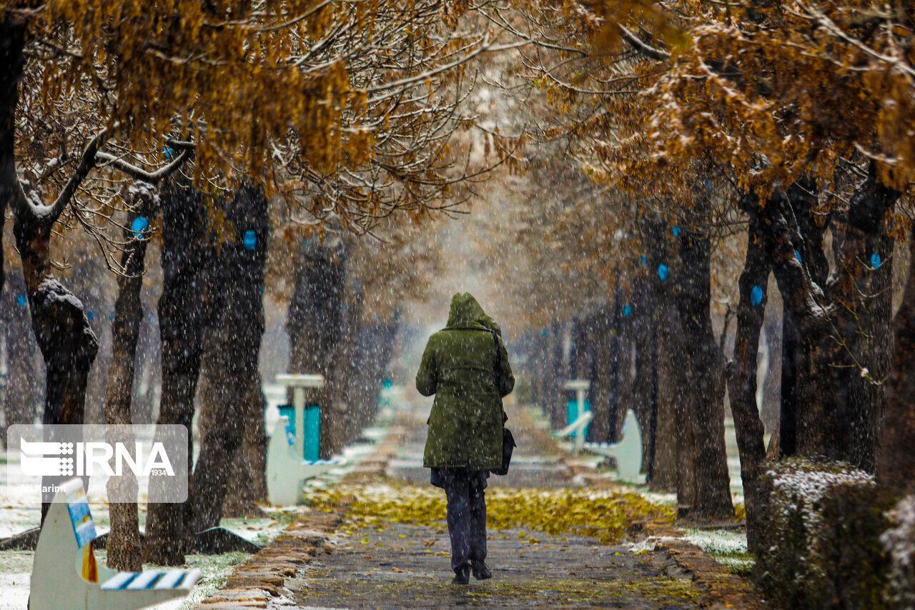 سامانه بارشی در استان خراسان رضوی گسترش مییابد