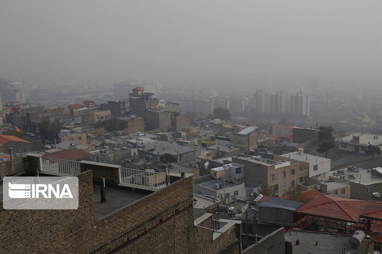 هوای زابل بسیار ناسالم است