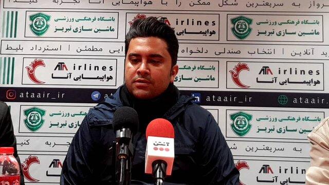 ادامه تغییرات در فوتبال تبریز؛ اخباری استعفا داد