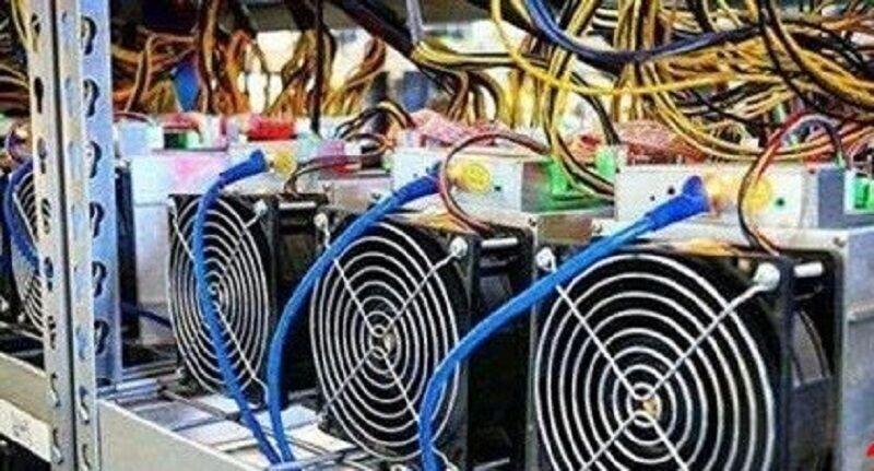 کشف ۸ دستگاه تولید ارز دیجیتالی در دهگلان