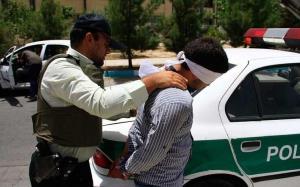 دستگیری سارق آرایشگاه زنانه در بندر امامخمینی