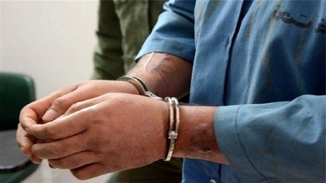 دستگیری سارق لوازم خودرو با ۳۳ فقره سرقت در همدان