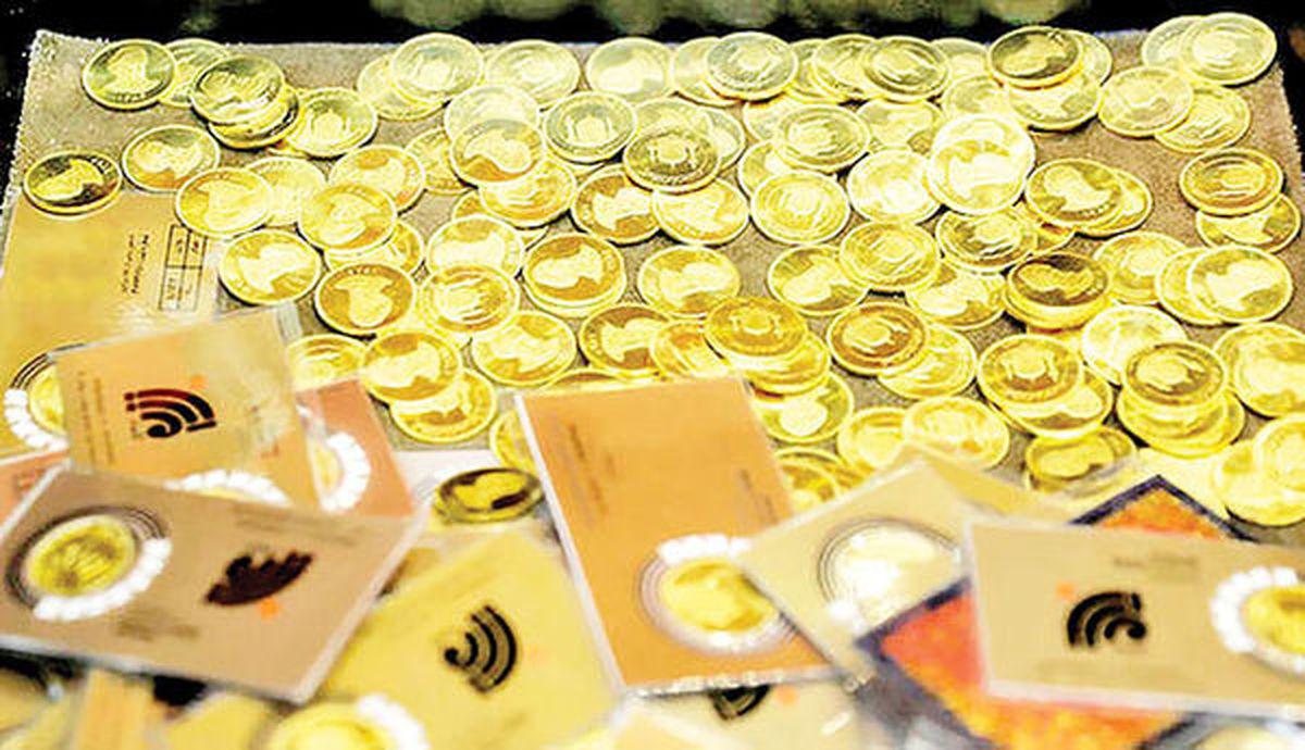 نرخ سکه و طلا در بازار رشت، امروز