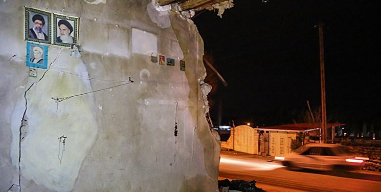 سفر اعضای کمیسیون عمران مجلس به مناطق زلزلهزده شهر سیسخت