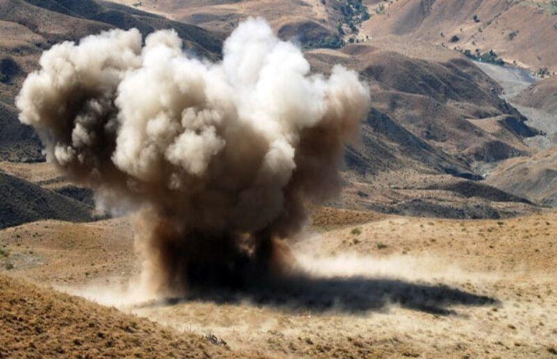 انفجار مین باعث مصدومشدن یک کودک در نفتشهر شد