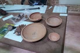 اهدای اشیاء مردمشناسی به اداره میراثفرهنگی سلماس