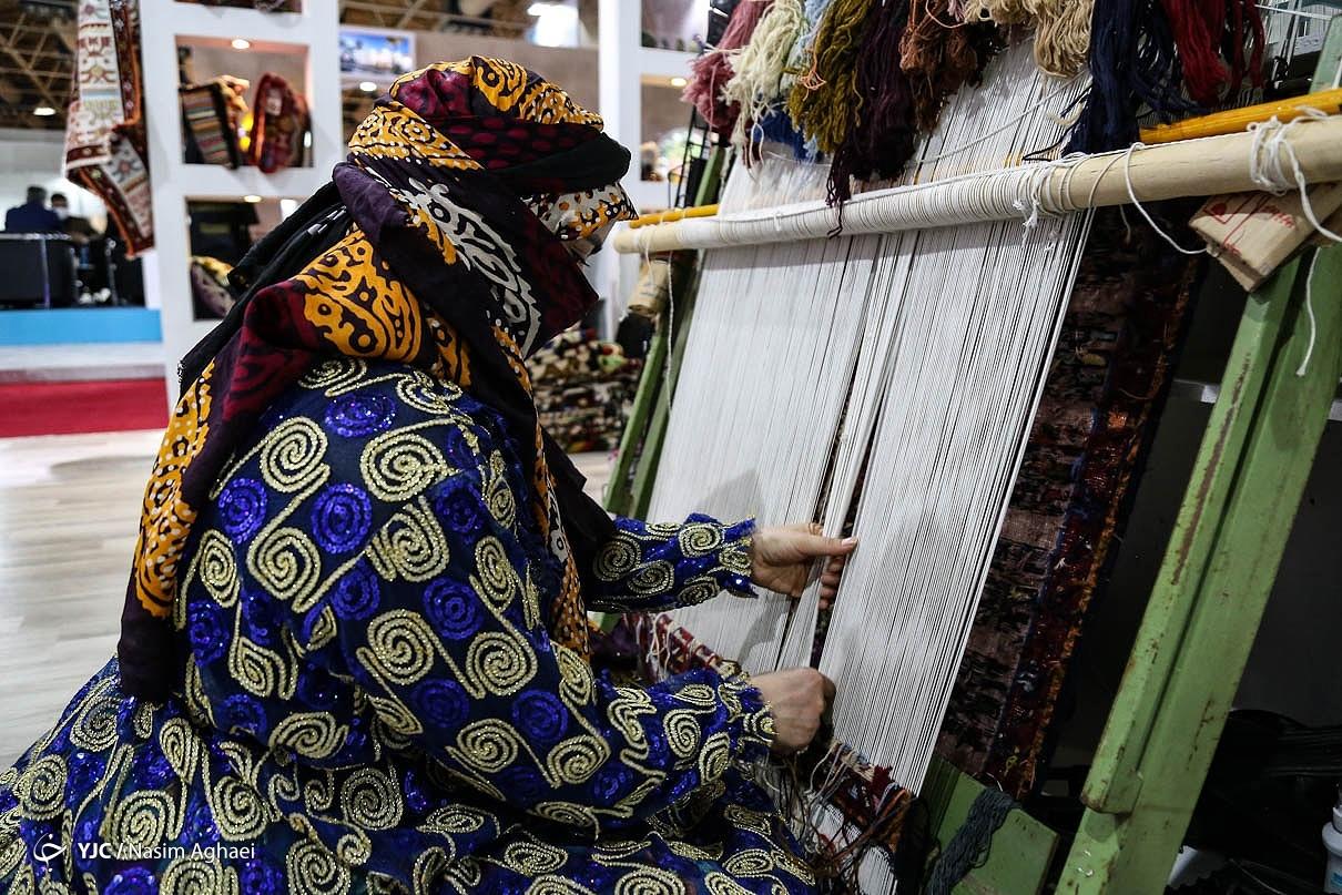 افتتاح نمایشگاه گردشگری و صنایع دستی