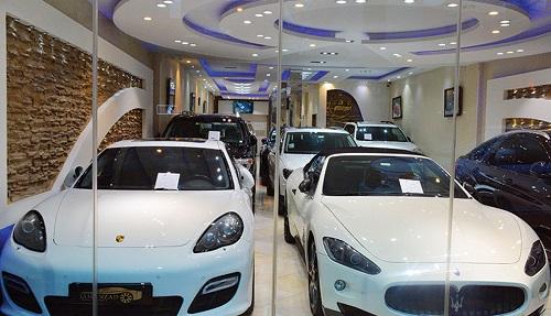 مالکین خودروهای لوکس مالیات میدهند