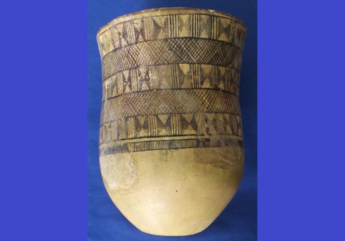 ۵ اثر محوطه باستانی اریسمان نطنز ثبت ملی شد