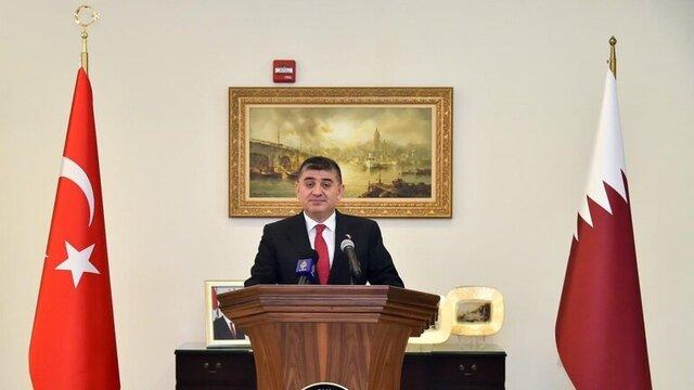 سفیر ترکیه: امیدواریم روابطمان با عربستان خوب شود