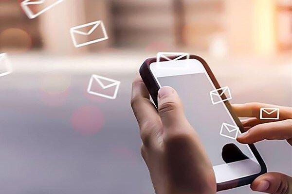 نرخ ارسال پیامک در سال آینده تعیین شد