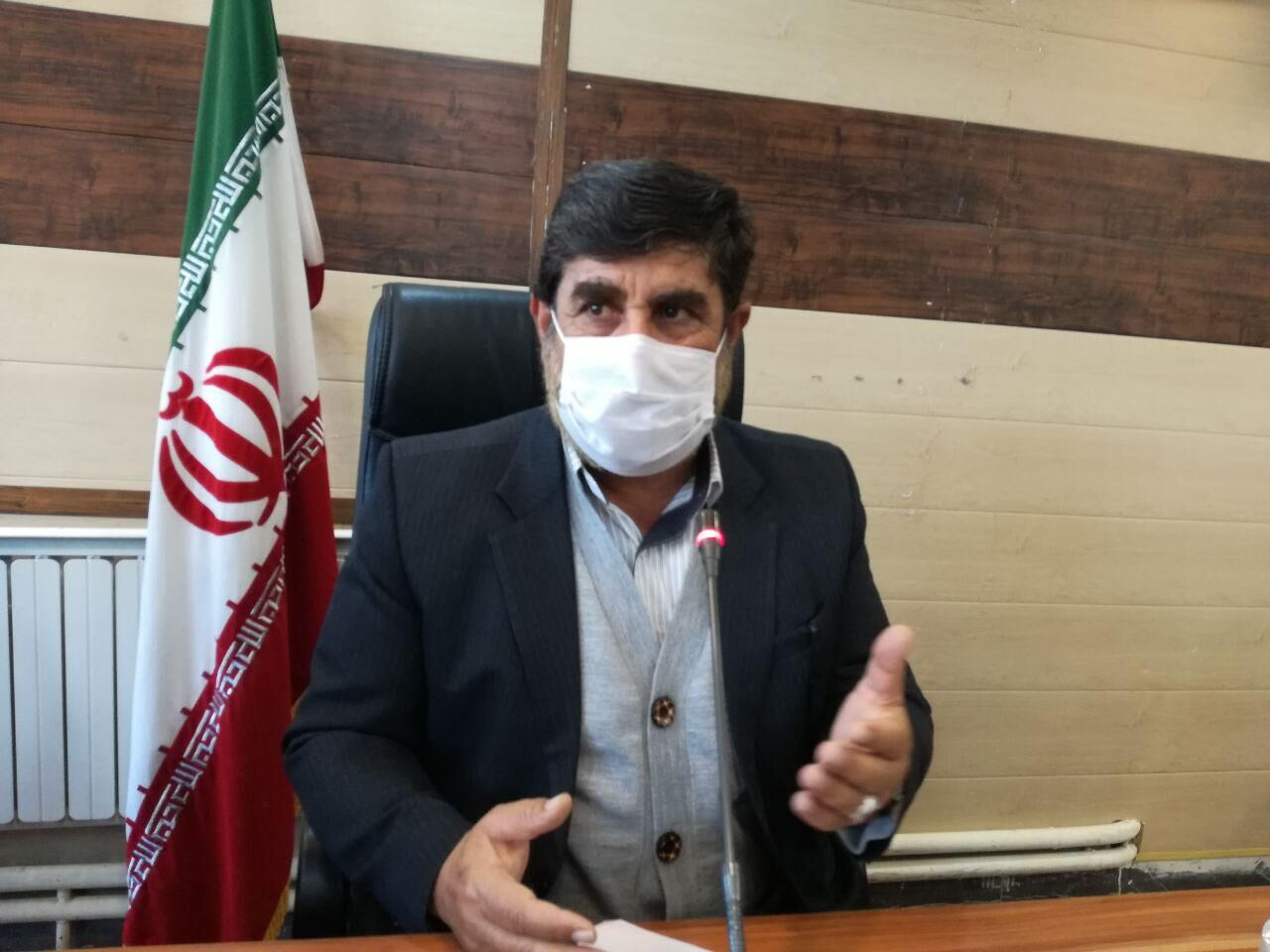 فرماندار: ممنوعیت ورود خودروهای غیربومی به قصرشیرین اجرا میشود