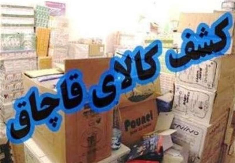 ۴۵۰ میلیارد تومان کالای قاچاق توسط مرزبانی استان بوشهر کشف شد