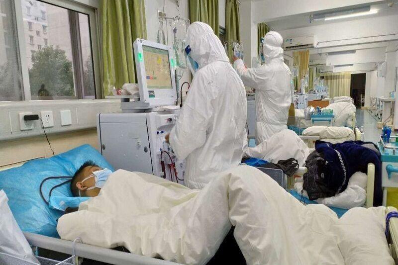 ۳۲ بیمار کووید ۱۹ در البرز بستری شدند