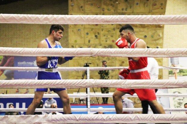 بوکسورهای کردستانی مسابقات خود را با برد آغاز کردند