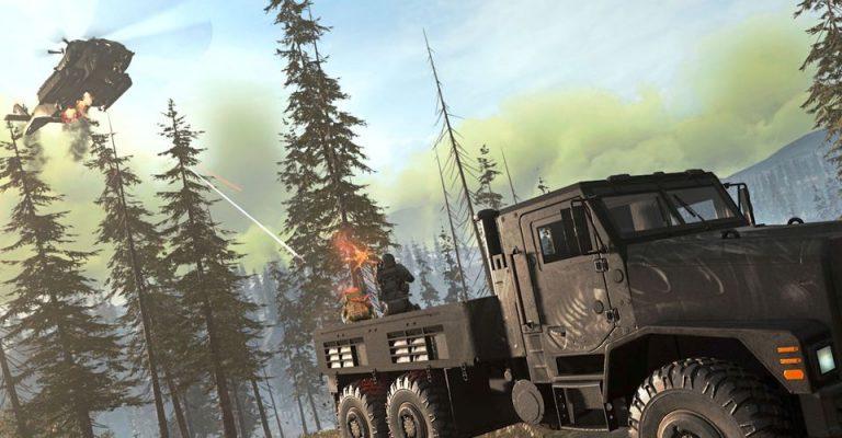 باگ جدید Call of Duty: Warzone اختیار تازهای به بازیبازان میدهد