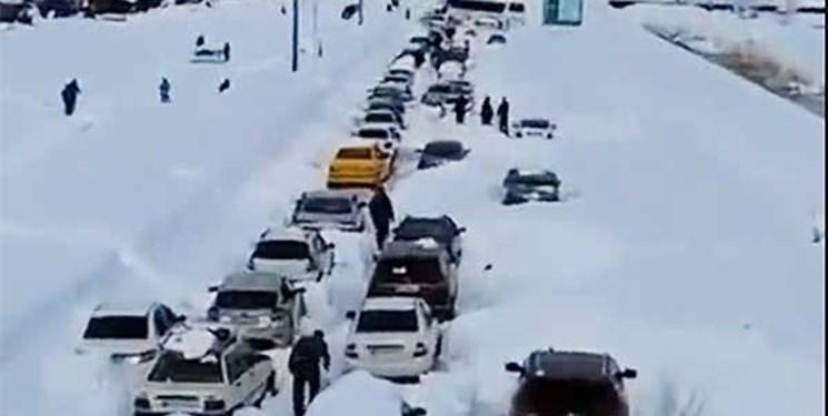 پیشبینی بارش شدید برف در گیلان