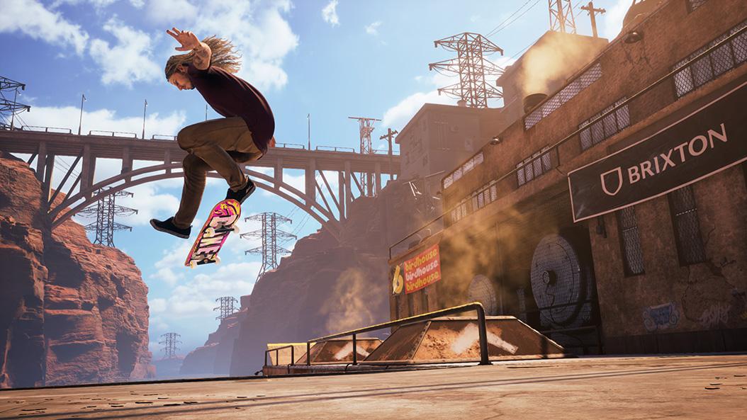 بازی Tony Hawk's Pro Skater 1 + 2 بر روی نینتندو سوییچ منتشر خواهد شد