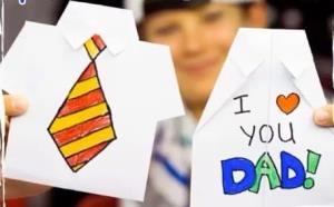 کاردستی خلاقانه روز پدر که بچه ها برای باباها درست کنند