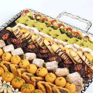 آموزش شیرینی پایه عید نوروز با ترفندهای تزئین