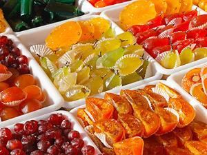 میوه آبنباتی یک میان وعده آسان و مفید برای بچه ها