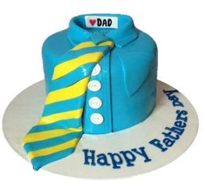 ترفند تزئین کیک برای روز مرد