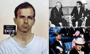 ادعاهای یک کتاب درباره قتل کندی