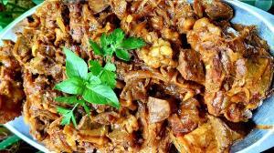 «دو پیازه جیگر» غذای ایرانی متفاوت و بسیار لذیذ