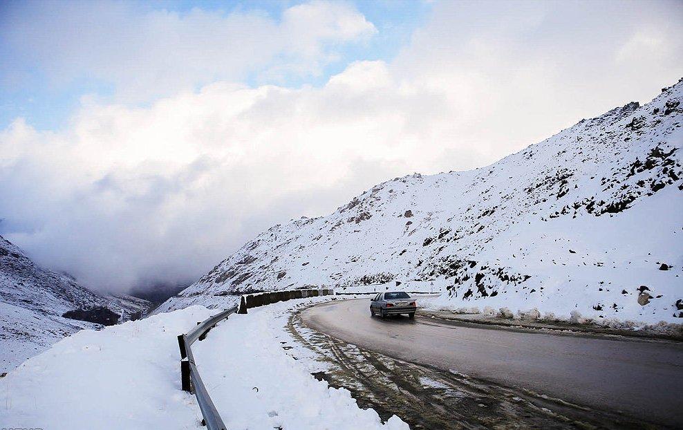پایان هفتهای برفی در انتظار یزدیها