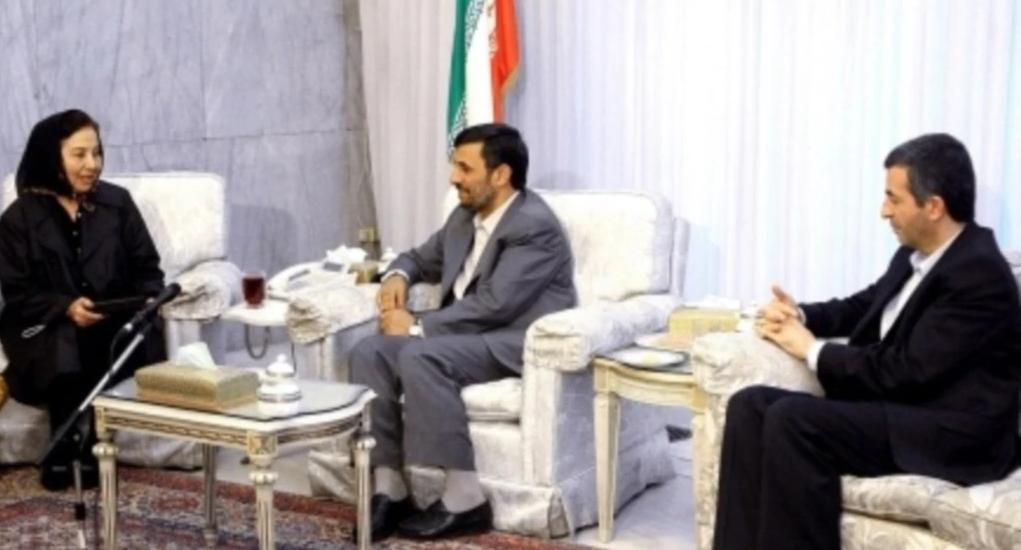 پای همسر دکتر فاطمی چگونه به دعوای حداد عادل و احمدی نژاد باز شد؟