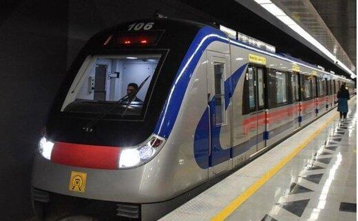 متروی تهران نیمی از مسافرانش را از دست داد