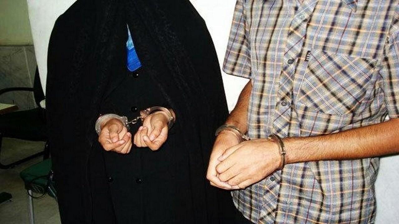پدر و نامادری کودک آزار سبزواری دستگیر شدند