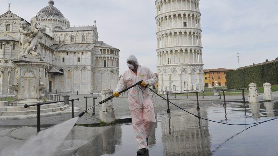 ایتالیا پیش از آغاز همهگیری کرونا سازمانجهانیبهداشت را فریب داد