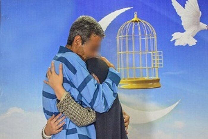 ۴ زندانی غیرعمد در گچساران آزاد شدند