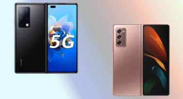میت X2 در برابر گلکسی زد فولد ۲؛ برترین موبایل تاشوی بازار کدام است؟