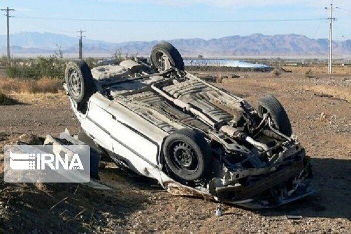 حوادث رانندگی در کرمانشاه ۲ کشته و ۴ زخمی به جا گذاشت