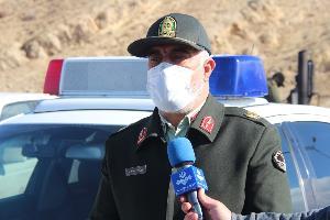 دستبند پلیس بر دستان سارق کابل