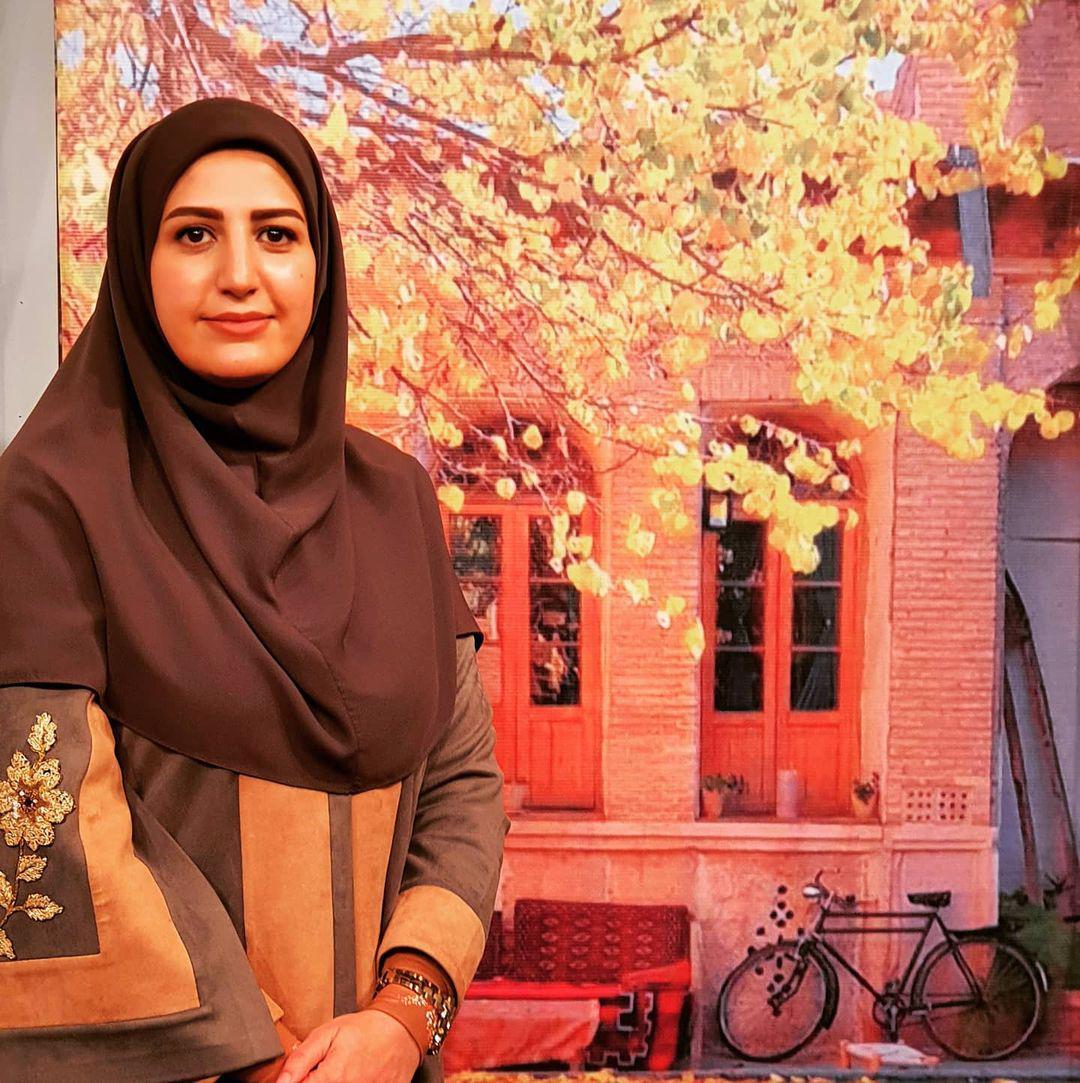 سند خانم مجری جنجالی از علت واقعی ممنوع الکاری اش