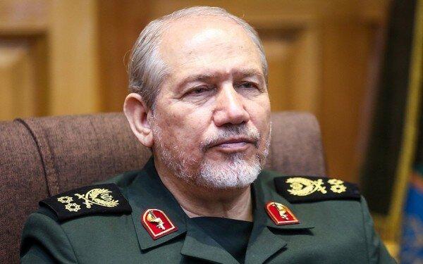 سرلشکر صفوی: با خروج تروریستهای آمریکایی، ایران حافظ صلح در غرب آسیا خواهد بود
