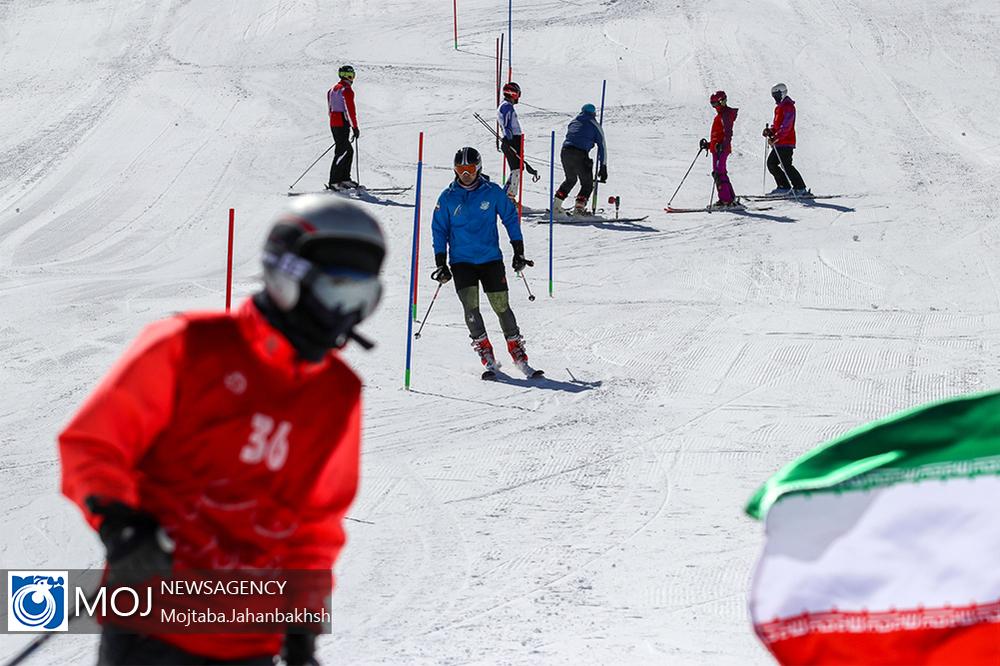 مسابقات اسکی آلپاین و اسنوبرد قهرمانی در اصفهان
