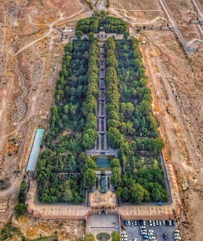 باغ زیبای شازده ماهان کرمان