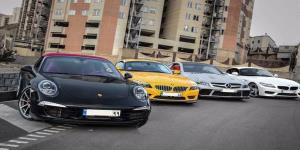آخرین قیمت خودروهای لاکچری در بازار
