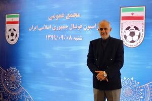 نبی: ایران بهترین گزینه میزبانی مرحله متمرکز مقدماتی جام جهانی است