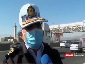 پلیس راهور: مبادی ورودی استان های شمالی به شدت کنترل خواهد شد