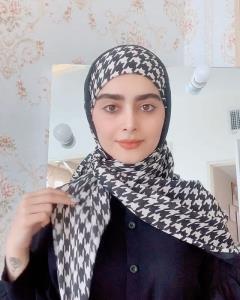 ترفند بستن روسری متفاوت برای نوروز