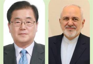 ظریف گلایههای ایران را به گوش کرهایها رساند
