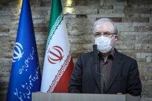 وزیر بهداشت: بی توجهی به پروتکل ها و نبستن مرزها آتش کرونا را شعله ور کرد