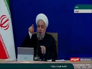 روحانی: اگر کاری کردیم صلح آمیز بودن فناوری هسته ای ما رفت زیر سوال یعنی خطا کردیم